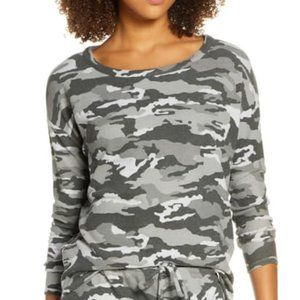 Chaser Camo Cozy Pullover Size XS